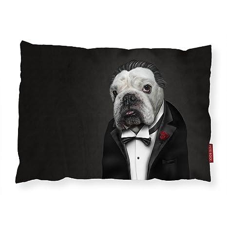 Cama de Perro de Lujo para Mascotas, diseño de Roca