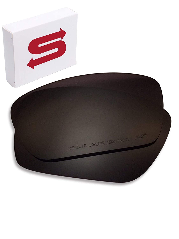 Oakley Fuel Cell Polarized >> Lens Swap Dark Black Oakley Fuel Cell Lenses Polarized Fits Perfectly