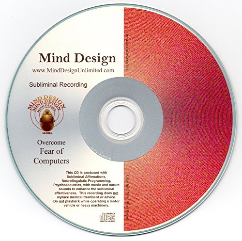 Overcome Fear of Computers Subliminal CD - End Cyberphobia!! Gain Confidence in Working with Computers. (Sick Scanner)