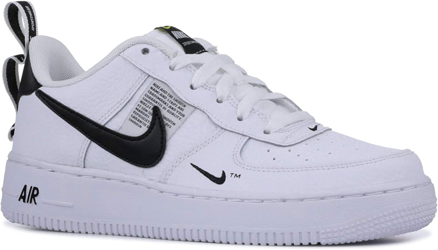 Nike AR1708 100 Air Force 1 Lv8 Utility (Gs) Basket