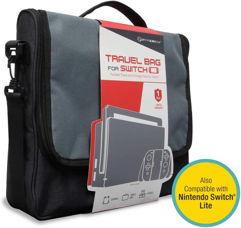 Travel Bag for Switch - Hyperkin - Mochila de Viaje Compatible con Nintendo: Amazon.es: Informática