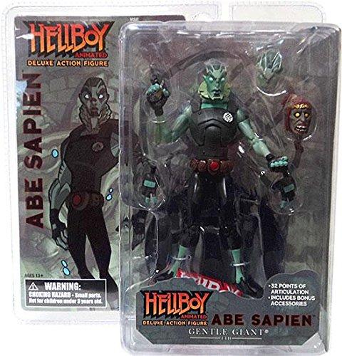 precios bajos Gentle Giant Hellboy Animated Deluxe Acción Figura by Hellboy Hellboy Hellboy  marcas en línea venta barata