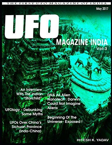 UFO Magazine India Vol - 3: The First UFO Magazine of India