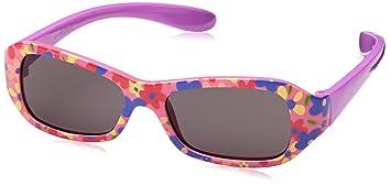 Dice D034127 - Gafas de sol infantiles, diseño de flores, color ...