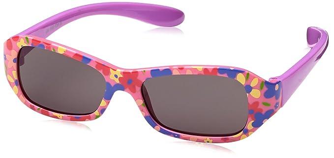 Dice D034127 - Gafas de sol infantiles, diseño de flores ...