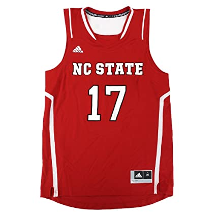 7fbd70a1a09a Amazon.com   adidas NC State Wolfpack NCAA  17 Official Basketball ...
