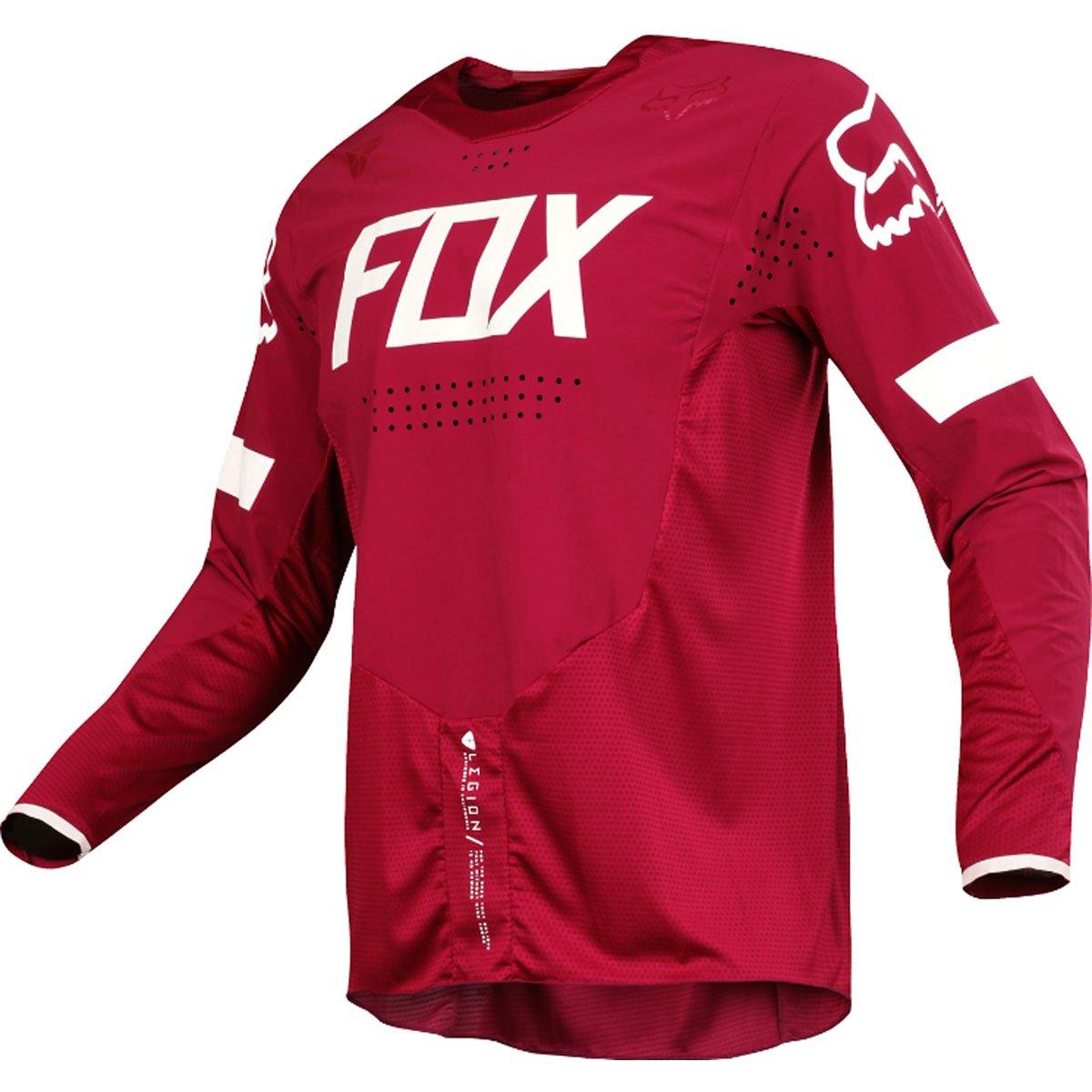 Fox Racing 2018 Legion Offroad Jersey-Dark Red-2XL
