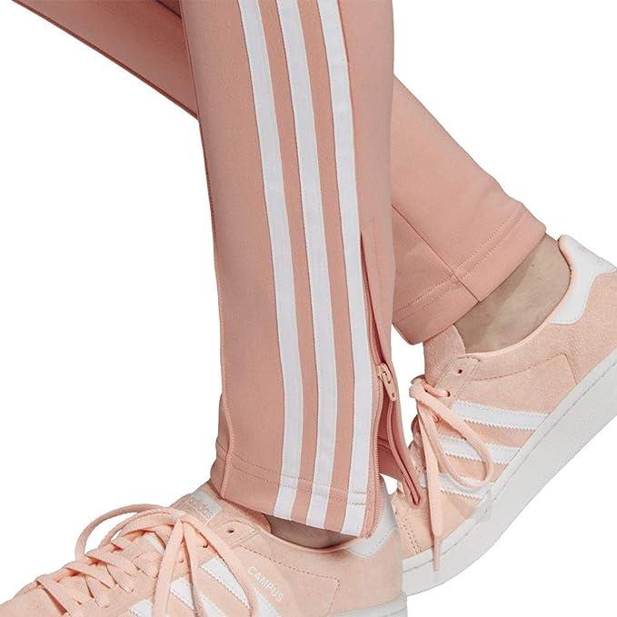 adidas Originals Jogginghose Damen SST TP DV2593 Rosa, Size:42
