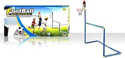 All In One | 3 en 1 Fútbol, Baloncesto y Dart rápido aufbauen y ...