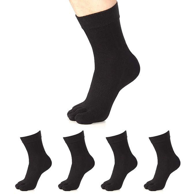 be32dd7e000b1 Toe socks No Show Five Finger Socks Cotton Athletic Running Socks For Men  Women