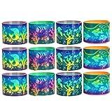 Kicko Aquatic Plastic Coil Spring - Set of 12 - 3