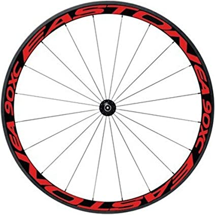 Mountain Bike Rim Decals Cycling Wheel Replacement Reflective Stickers Blue