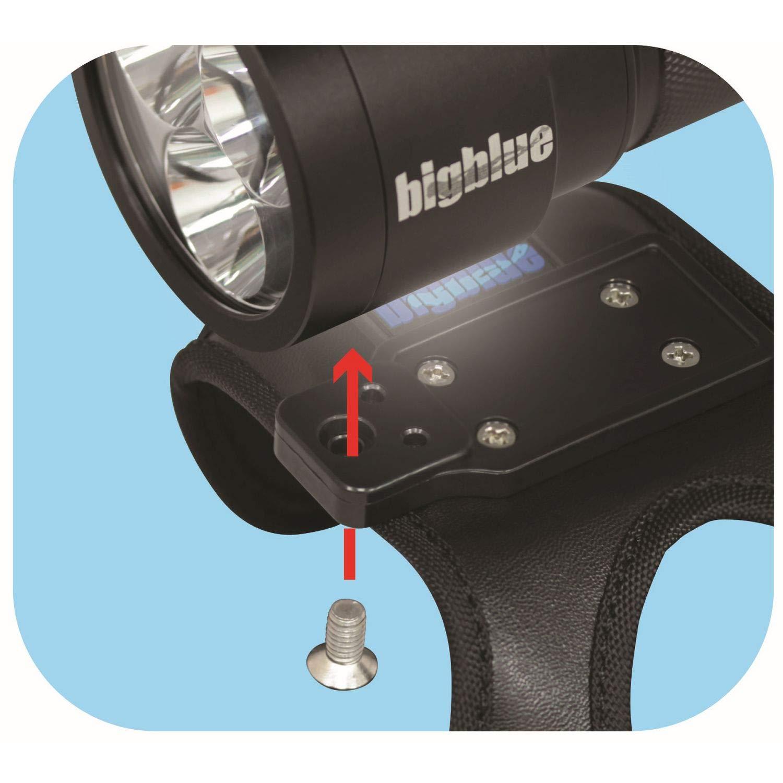 Bigblue VTL8000-8000 Lumen Dual Beam Light - Video/Tech by BigBlue (Image #4)