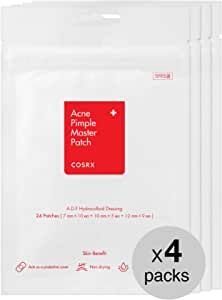 Cosrx Acne Pimple Master Patch 24Patches*4Sheet