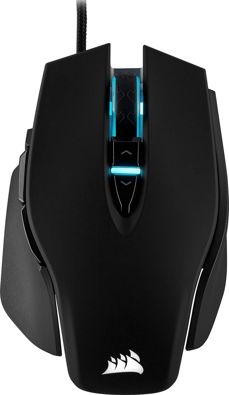 Corsair M65 Elite Rgb Fps Gaming Maus Schwarz Computer Zubehör