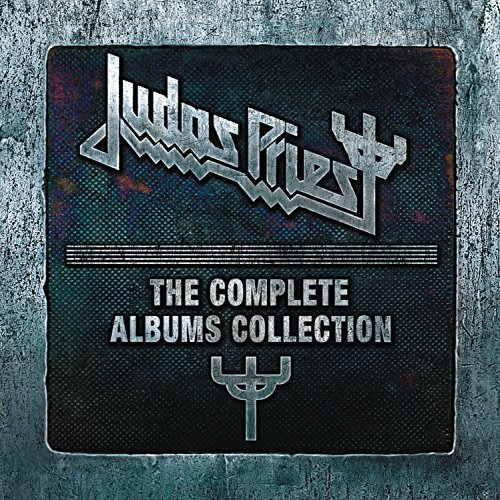 CD : Judas Priest - The Complete Albums Collection (Limited Edition, Boxed Set, 19 Disc)