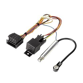 Hama Autoradio-Anschluss-Set VW ISO - ISO inkl.: Amazon.de: Elektronik