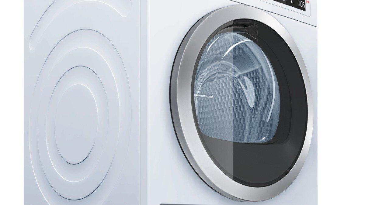 Bosch wtw87560 serie 8 wärmepumpentrockner a 8 kg weiß