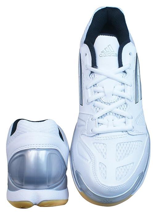 Amazon.com | adidas Adizero Crazy Volley Pro Womens Sneakers - Shoes-White-12 | Fashion Sneakers