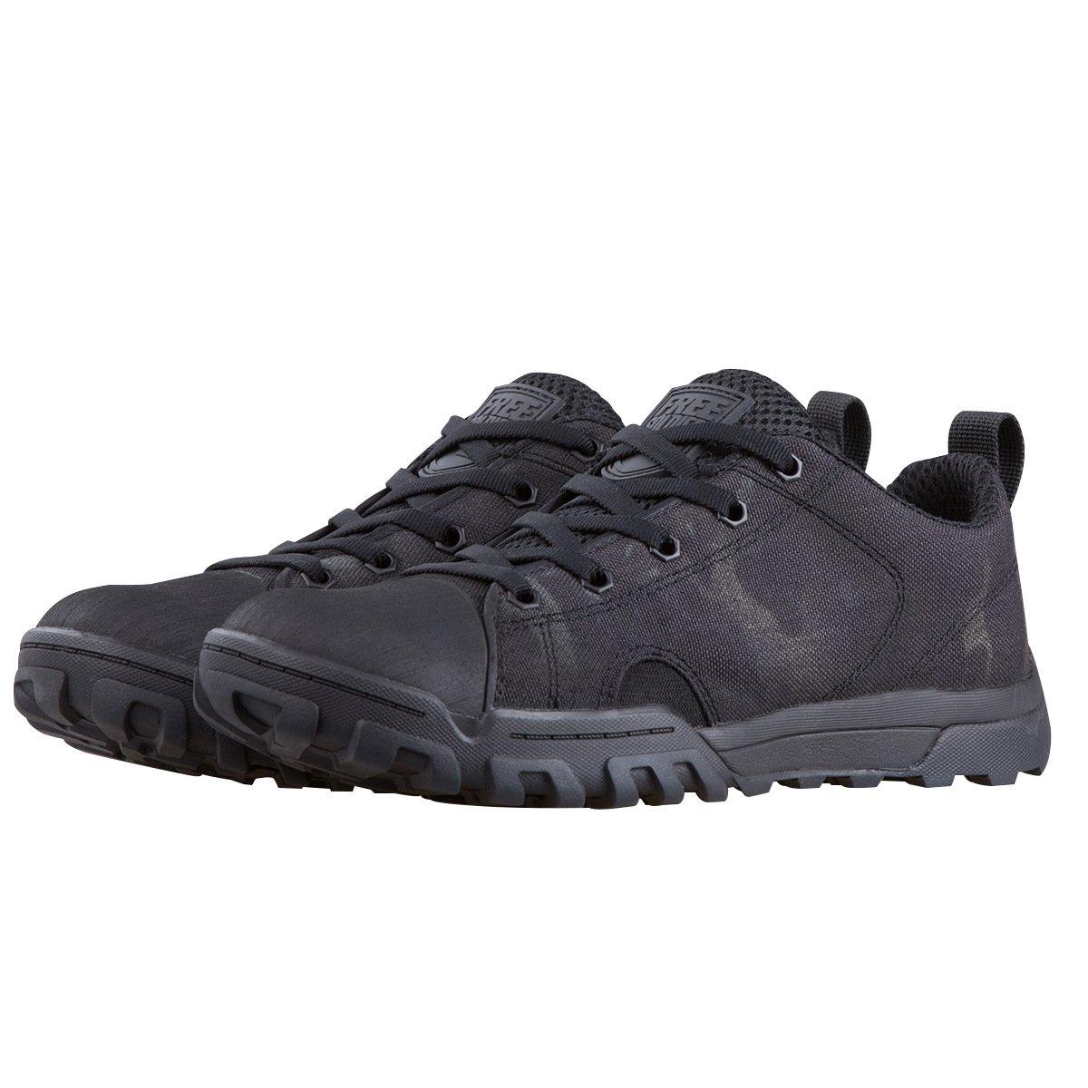 FREE SOLDIER Herren Stiefeletten Tactical Arbeit Stiefel Leicht Atmungsaktiv Military Stiefel Mid und Low Camo Combat Stiefel