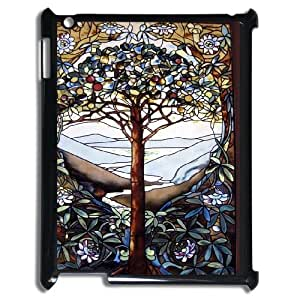 Painting - Tree of Life - Lucky faith Cell phone Case Cover for ipad 2 3 4 case XRF026262