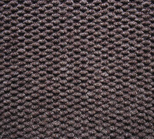 New Pig Mudroom Mat - 3' x 5' Brown Berber Mudroom Entry Rug - (Berber Carpet Mat)