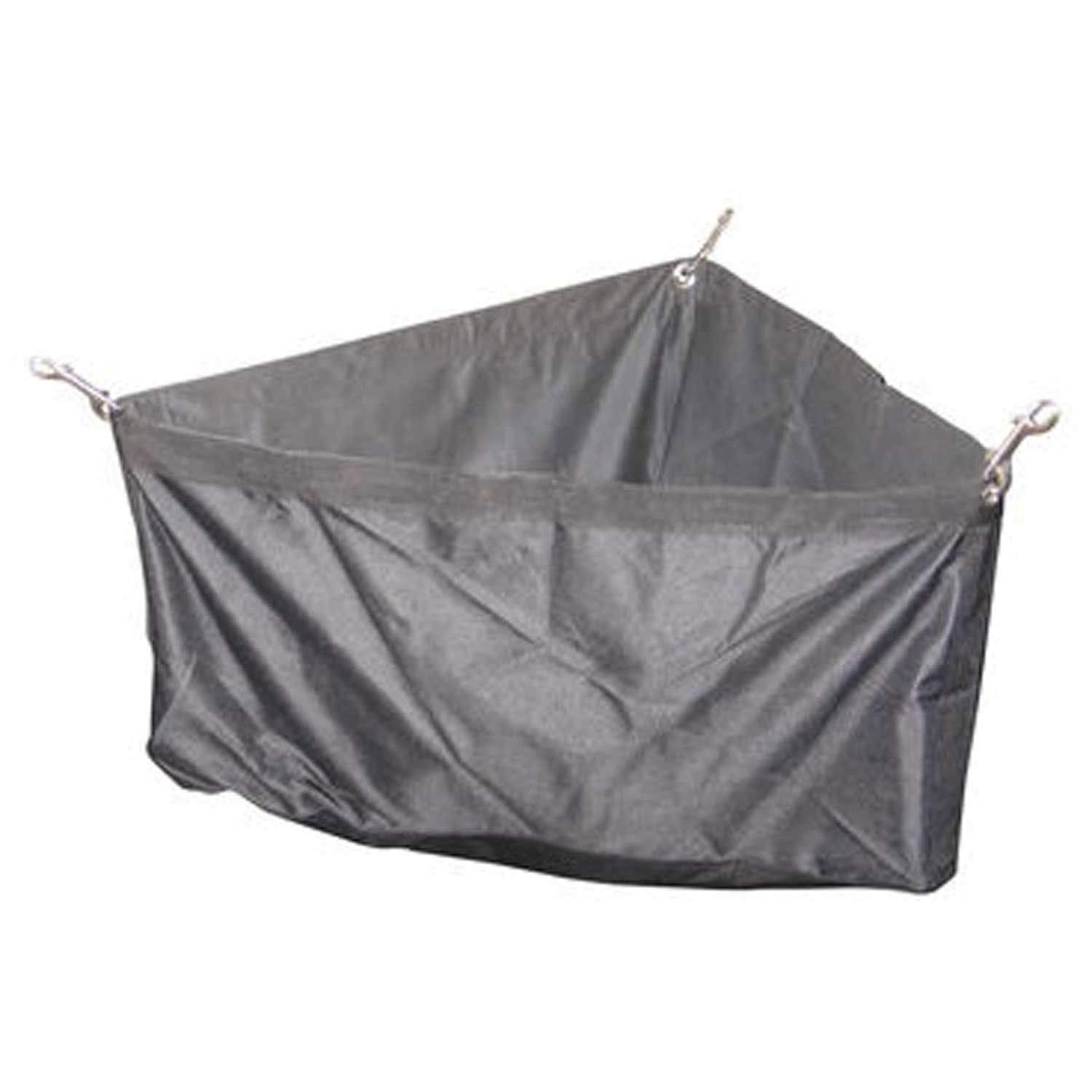 High Country Plastics Trailer Hay Bag,Corner with Snaps