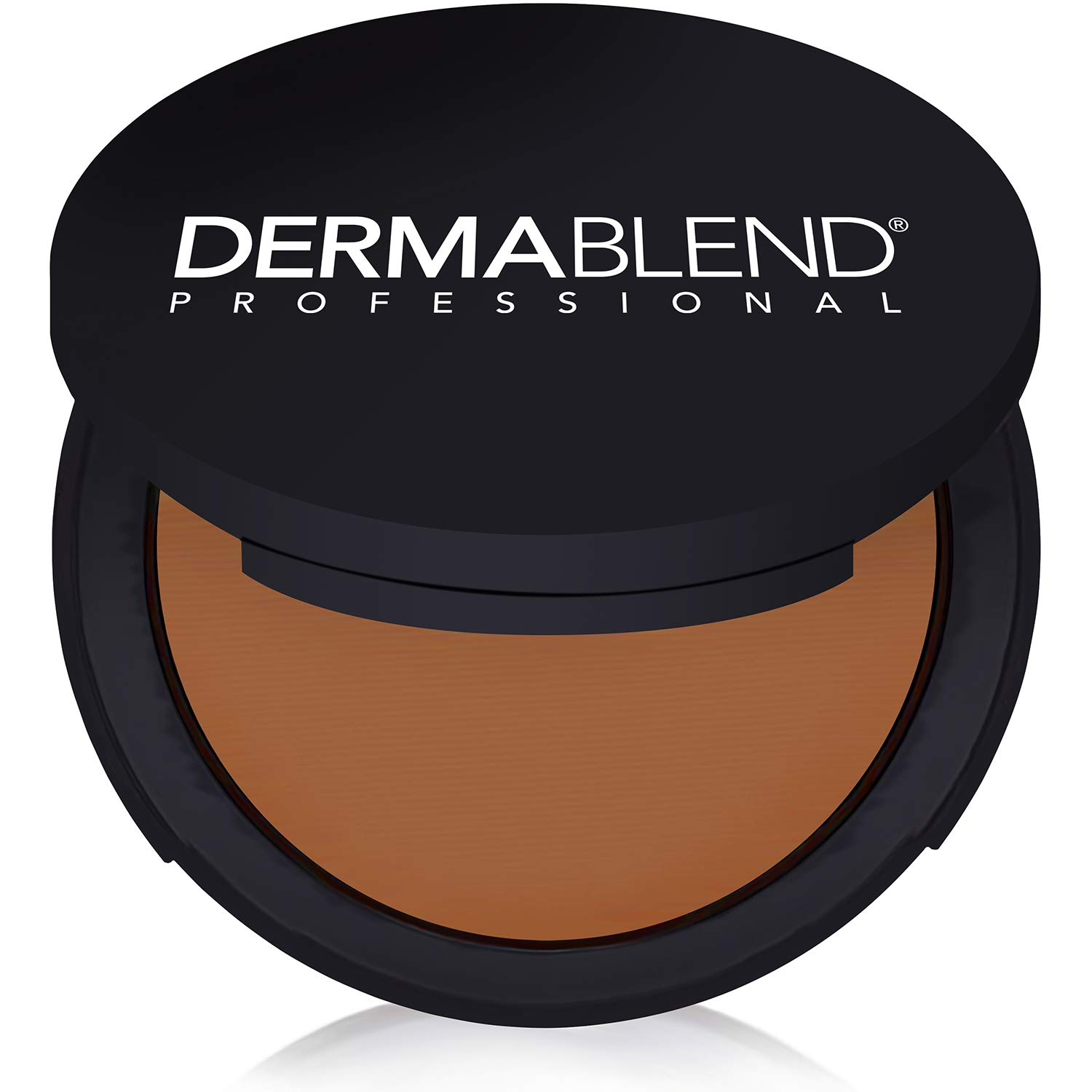 Dermablend(ダーマブレンド) インテンスパウダー カモ コンパクト ファンデーション (ミディアム Buildable to High Coverage) - # Suede 13.5g/0.48oz B00M0V3NNS
