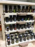Essential Oil Storage Rack - Pull Out Shelf