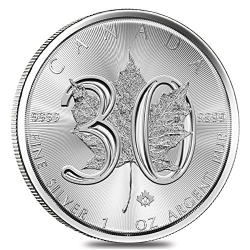 Coa Ideal Gift For All Occasions Coins & Paper Money Coins: Canada 2004 Fine Silver Proof Canada Maple Leaf $5 Coin Box