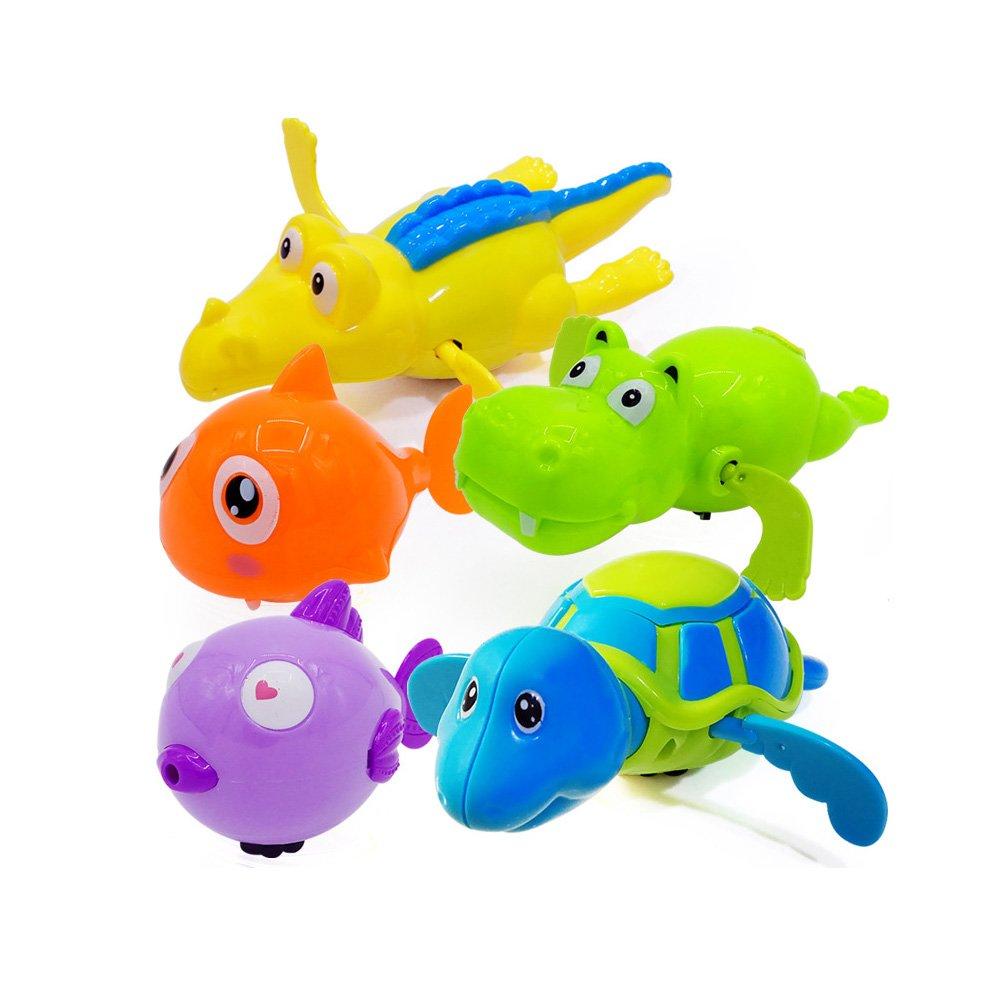 5pcs Bath Toy