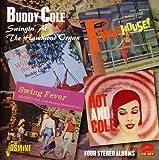 Swingin' At The Hammond Organ: 4 Stereo Albums (2CD)