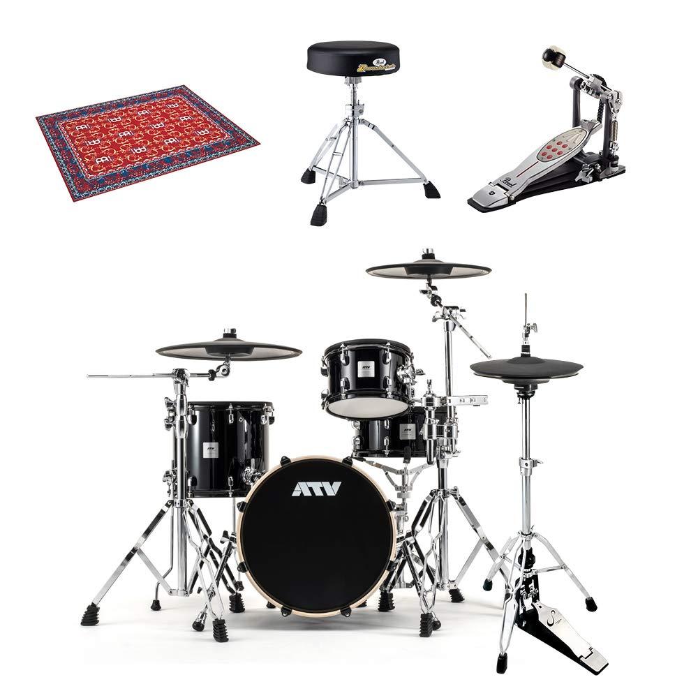 ATV aDrums artist Basic Set プロフェッショナルセット 電子ドラム   B07HLZDYSX