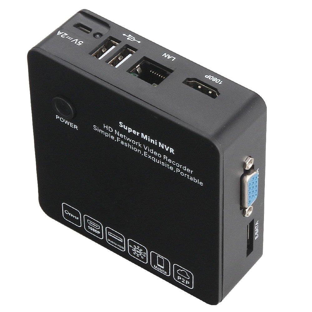 Newest Super Mini NVR 8CH Network HD Video Recorder 720P ONVIF HDMI 1080P