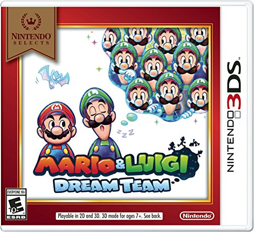 Mario and Luigi: Dream Team - 3DS [Digital Code] by Nintendo