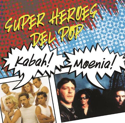Súper Héroes Del Pop