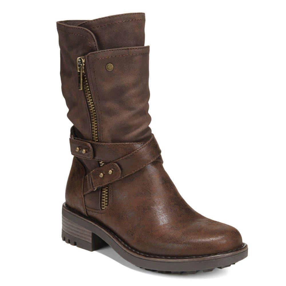 Carlos by Carlos Santana Women's Sawyer Fashion Boot B06XJ52GKH 5.5 M M US|Dark Brown
