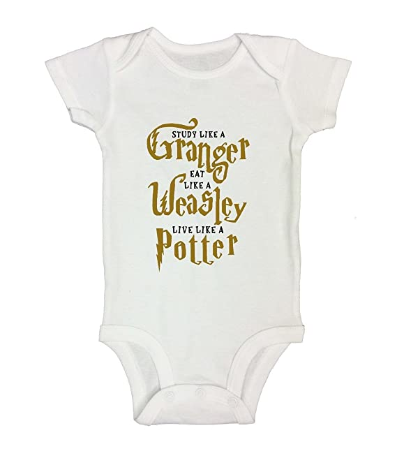 Cute Harry Potter Shirt Or Onesie Funny Kids Clothing Little