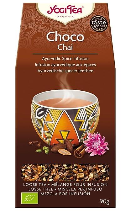 11 opinioni per Yogi Tea Choco Chai- 90 gr