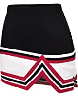 3-Color Stunt Cheerleader Uniform Skirt