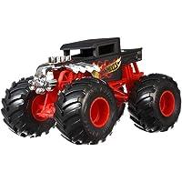 Hot Wheels Monster Trucks Vehículo Bone Shaker 1:24