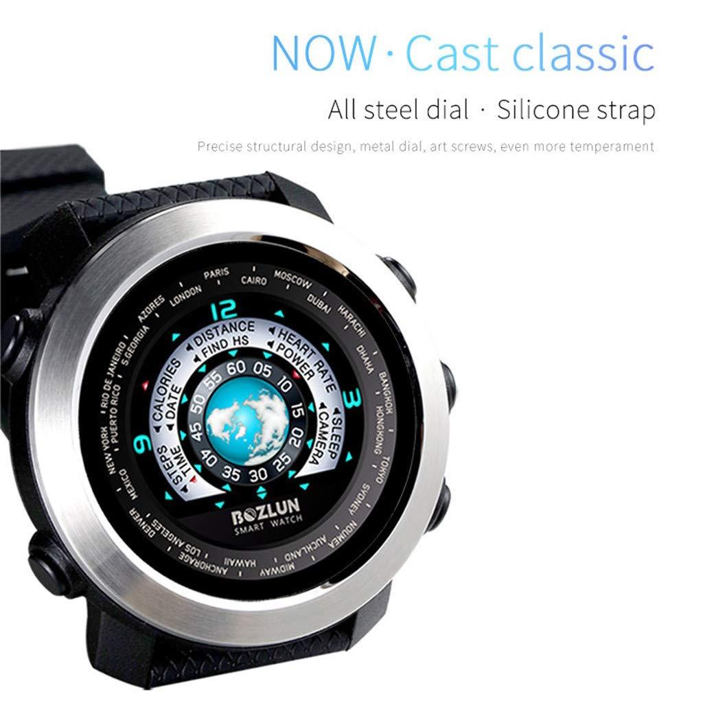 Amazon.com: Fitness Tracker Fashionable Colorful Screen ...