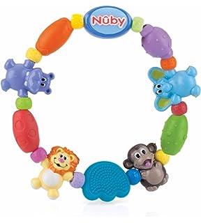 Nuby Bug a Loop - Mordedor cadena: Amazon.es: Bebé
