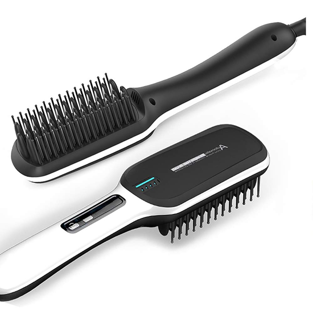 Amazoncom Best Ionic Hair Straightener Brush Professional Hair