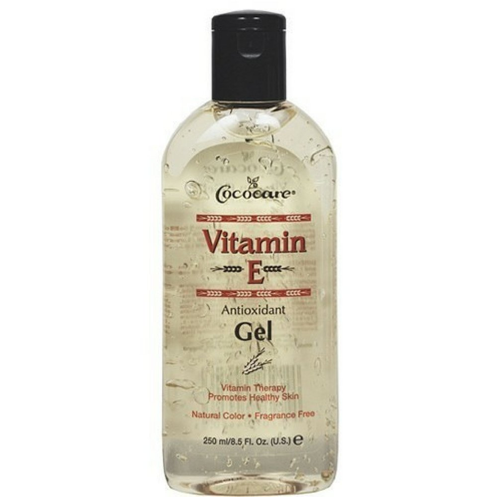 Cococare Vitamin E Antioxidant Gel, 8.5 oz (Pack of 8)