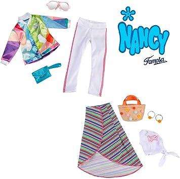 Amazon.es: Famosa - Nancy Moda UN DÍA DE STREETSTYLE - 13006412: Juguetes y juegos