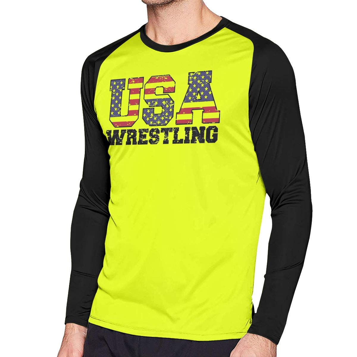 8471e23c5 Usa Wrestling Long Sleeve Shirts - DREAMWORKS