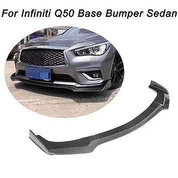 Amazon.com: Jcsportline se adapta Infiniti Q50 Base Bumper ...