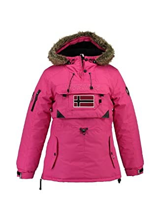 Parka RoseVêtements Norway Femme Geographical Bougie WD9EH2I