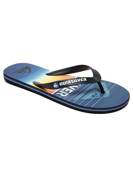 distribuidor mayorista 3d923 04d36 Quiksilver Molokai Highline Slab, Zapatos de Playa y Piscina para Hombre
